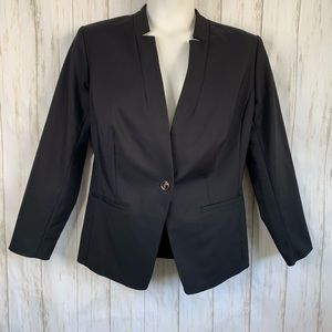 Vince Camuto Blazer Jacket One-Button